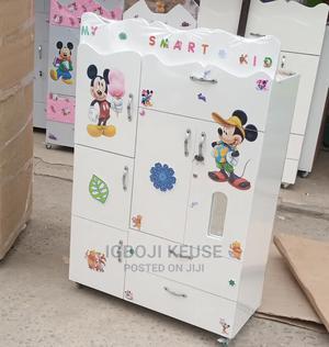 All White Baby Wardrop | Children's Furniture for sale in Lagos State, Lagos Island (Eko)