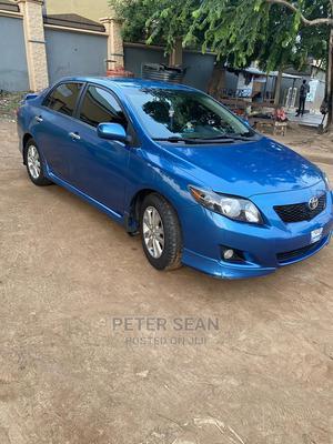 Toyota Corolla 2009 Blue   Cars for sale in Oyo State, Ibadan