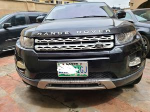 Land Rover Range Rover Evoque 2013 Pure Plus AWD Black | Cars for sale in Lagos State, Lekki