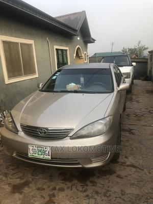 Toyota Camry 2006 2.4 XLi Automatic Gold   Cars for sale in Lagos State, Alimosho