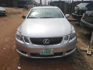 Lexus GS 2007 300 Automatic Silver | Cars for sale in Lagos State, Ikorodu
