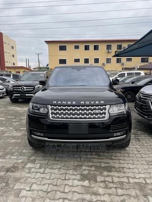 Land Rover Range Rover Vogue 2016 Black | Cars for sale in Lagos State, Lekki