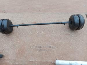 80kg Barbell ( Heavyweight) | Sports Equipment for sale in Lagos State, Alimosho