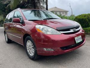 Toyota Sienna 2008 Red | Cars for sale in Abuja (FCT) State, Gwarinpa