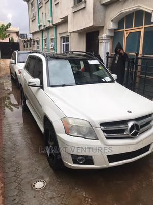 Mercedes-Benz GLK-Class 2010 350 White | Cars for sale in Lagos State, Yaba