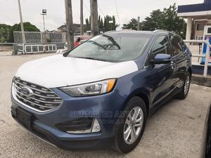New Ford Edge 2019 SEL AWD Blue | Cars for sale in Lagos State, Ajah