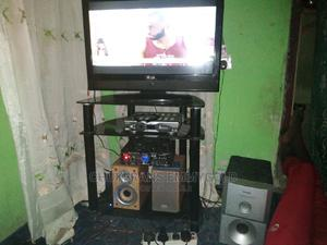 Flat Screen TV With Gotv, Amplifier and Speakers   TV & DVD Equipment for sale in Cross River State, Calabar