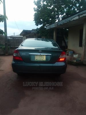 Toyota Camry 2003 Green | Cars for sale in Edo State, Benin City