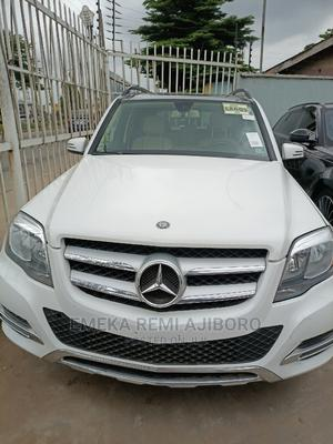 Mercedes-Benz GLK-Class 2014 350 4MATIC White | Cars for sale in Lagos State, Ojo