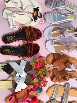 Quality UK Brands Slippers and Sandals Mix | Shoes for sale in Lagos State, Agege