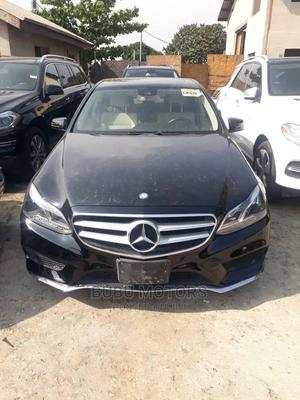 Mercedes-Benz E350 2014 Black | Cars for sale in Lagos State, Ikeja