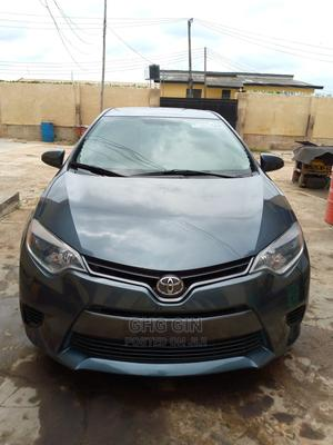 Toyota Corolla 2015 Gray   Cars for sale in Oyo State, Oluyole
