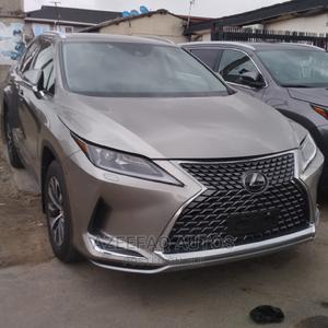 Lexus RX 2020 350 2WD Gold   Cars for sale in Lagos State, Surulere