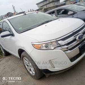 Ford Edge 2014 White | Cars for sale in Lagos State, Ajah