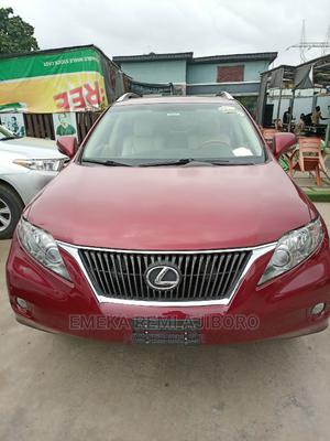 Lexus RX 2010 350 Red | Cars for sale in Lagos State, Ojo