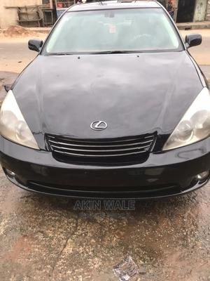 Lexus ES 2003 300 Black | Cars for sale in Lagos State, Oshodi