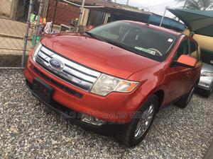 Ford Edge 2007 SE 4dr AWD (3.5L 6cyl 6A) Orange | Cars for sale in Lagos State, Abule Egba