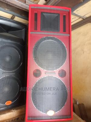 Double Speaker Wcl-152 | Audio & Music Equipment for sale in Lagos State, Ikeja