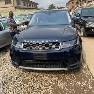 Land Rover Range Rover Sport 2021 Blue | Cars for sale in Lagos State, Ogba