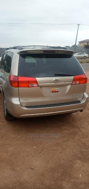Toyota Sienna 2003 Gold   Cars for sale in Kwara State, Ilorin South