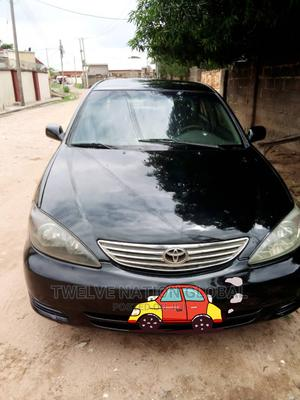 Toyota Camry 2003 Black | Cars for sale in Abuja (FCT) State, Kubwa