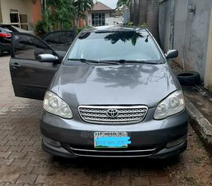 Toyota Corolla 2003 Sedan Automatic Gray | Cars for sale in Abuja (FCT) State, Central Business Dis