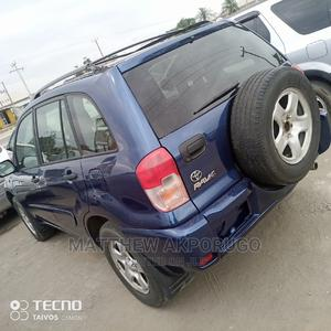 Toyota RAV4 2004 Blue | Cars for sale in Lagos State, Ajah