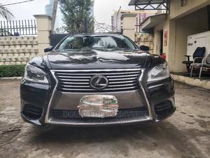 Lexus LS 2013 460 L RWD Black   Cars for sale in Lagos State, Lekki