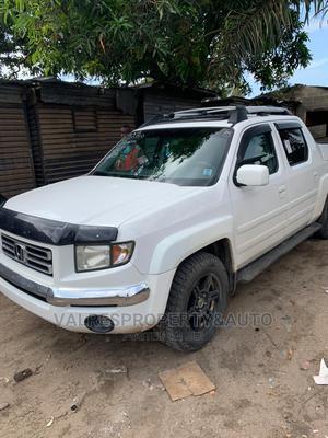 Honda Ridgeline 2006 RTL White   Cars for sale in Lagos State, Ojo