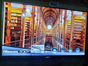 55 Inches Hisense Ultra HD Smart TV   TV & DVD Equipment for sale in Lagos State, Lekki