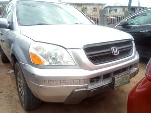 Honda Pilot 2005 Silver | Cars for sale in Lagos State, Ogba