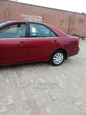 Toyota Camry 2003 Red   Cars for sale in Lagos State, Alimosho