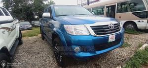Toyota Hilux 2012 2.7 VVT-i 4X4 SRX Blue   Cars for sale in Abuja (FCT) State, Kubwa