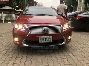 Toyota Corolla 2009 Red | Cars for sale in Abuja (FCT) State, Garki 2