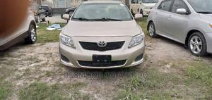 Toyota Corolla 2009 1.6 Advanced Gold | Cars for sale in Lagos State, Ajah