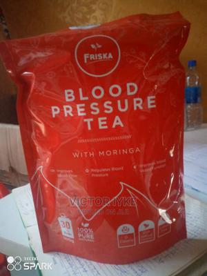Friska Blood Pressure Tea   Vitamins & Supplements for sale in Lagos State, Surulere