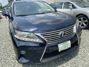Lexus RX 2010 Blue | Cars for sale in Rivers State, Port-Harcourt