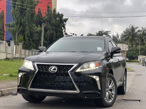 Lexus RX 2014 350 AWD Black | Cars for sale in Abuja (FCT) State, Asokoro
