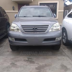 Lexus GX 2006 470 Sport Utility Blue | Cars for sale in Lagos State, Surulere