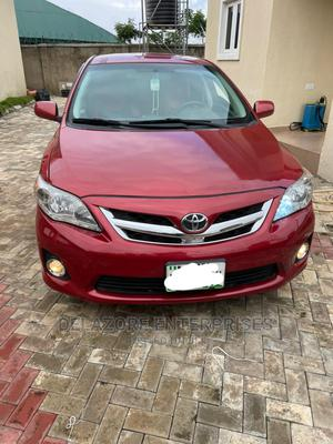 Toyota Corolla 2012 Red   Cars for sale in Kwara State, Ilorin South