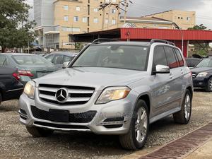 Mercedes-Benz GLK-Class 2013 350 4MATIC Silver | Cars for sale in Abuja (FCT) State, Mabushi