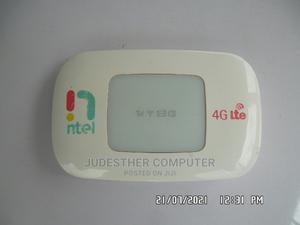 NTEL Superfast 4G LTE Pocket Mobile Wifi Hotspot M028T Modem | Networking Products for sale in Lagos State, Ikeja