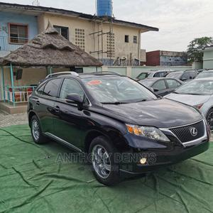 Lexus RX 2010 350 Black   Cars for sale in Lagos State, Ilupeju