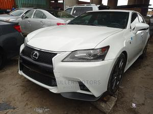 Lexus GS 2014 White   Cars for sale in Lagos State, Apapa