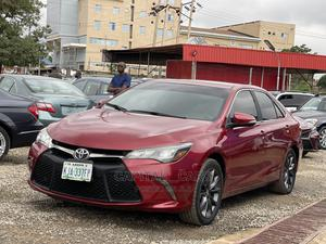 Toyota Camry 2015 Red | Cars for sale in Abuja (FCT) State, Mabushi