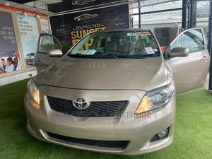 Toyota Corolla 2010 Gold   Cars for sale in Abuja (FCT) State, Central Business Dis