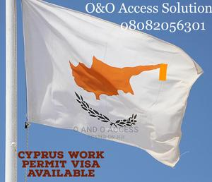 Cyprus Work Permit Visa | Travel Agents & Tours for sale in Delta State, Ugheli