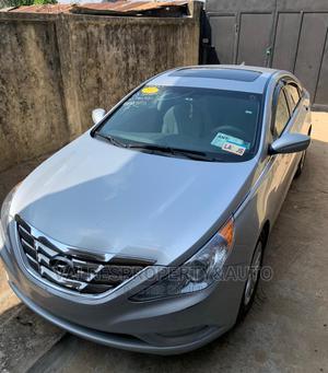 Hyundai Sonata 2013 Silver | Cars for sale in Lagos State, Ojo
