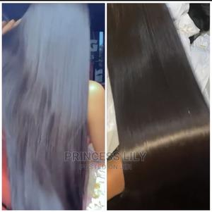 Raw Donor Bone Straight Hair and Wigs | Hair Beauty for sale in Abuja (FCT) State, Gwarinpa