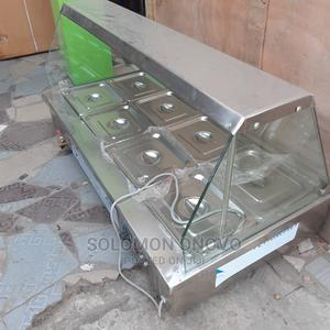 Locally Made Food Warmer 4plates Up and Down | Restaurant & Catering Equipment for sale in Lagos State, Lagos Island (Eko)